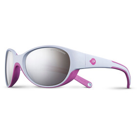 Julbo Lily Spectron 4 Sunglasses Kids 4-6Y Lavender/Pink-Gray Flash Silver